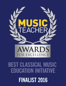 MTAwards2016 Best Classical Music Ed Finalist Badge