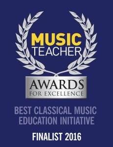 MTAwards2016 Best Classical Music Ed Finalist Badge